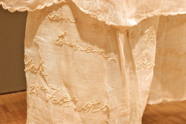 Field Dress, c.1812. (detail) Photo Credit: Thea Haines